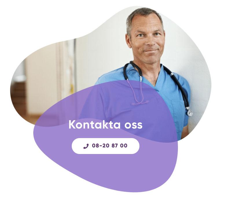 Prostata test hemma